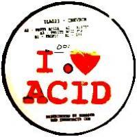 CHEVRON - I Love Acid Twenty Three : 12inch
