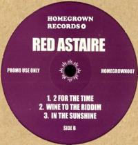 RED ASTAIRE - To My MF Clubheadz EP : 12inch