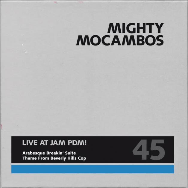 THE MIGHTY MOCAMBOS - Live At JAM PDM! : MOCAMBO (GER)