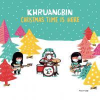 KHRUANGBIN - Christmas Time Is Here (Red Vinyl) : 7inch