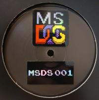 MS-DOS - CD / DIR : 12inch