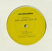 JOHN DALY - One More City EP : 12inch