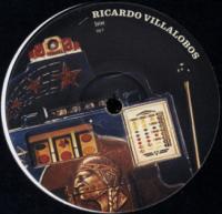 RICARDO VILLALOBOS / HENRIK SCHWARZ - Silverbird Casino EP1 : 12inch