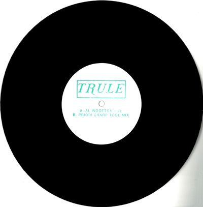 AL WOOTTON - JL / (Priori Sharp Tool Mix) : 10inch
