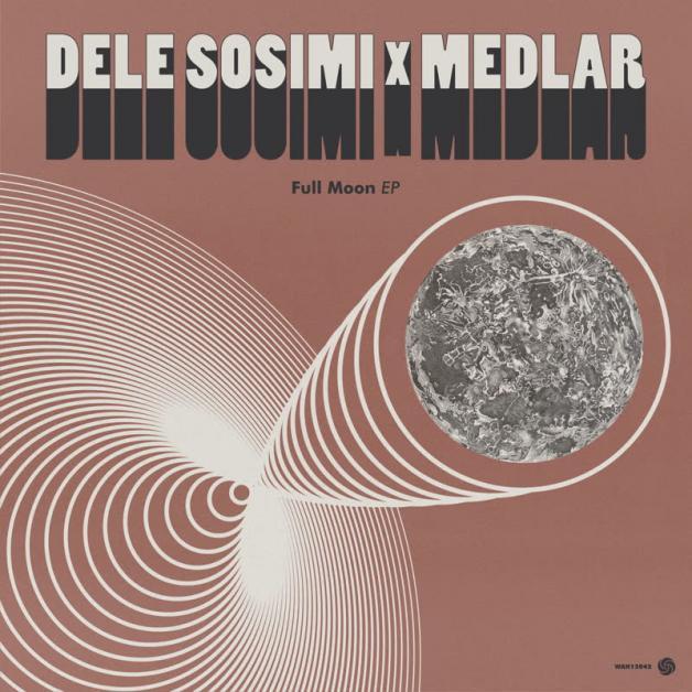 DELE SOSIMI & MEDLAR - Full Moon EP : 12inch
