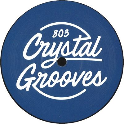 CINTHIE - 803 Crystal Grooves 004 : 12inch