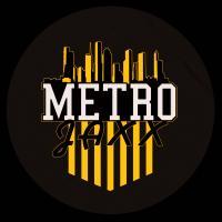 VARIOUS - Metro Jaxx Vol. III : 12inch Marbled Yellow Vinyl