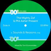 THE MIGHTY ZAF & PHIL ASHER - 80s Edits Vol 3 : 12inch