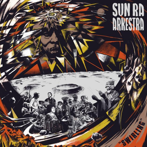 SUN RA ARKESTRA - Swirling (Ltd. Gold Coloured 2LP) : 2LP