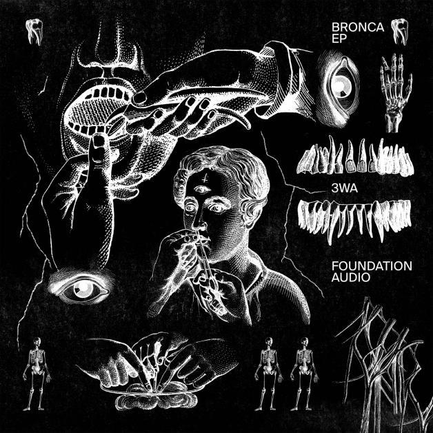 3WA - Bronca EP : 12inch