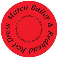 MARCO BAILEY & REDHEAD - Red Dress / Electronic Future : 12inch
