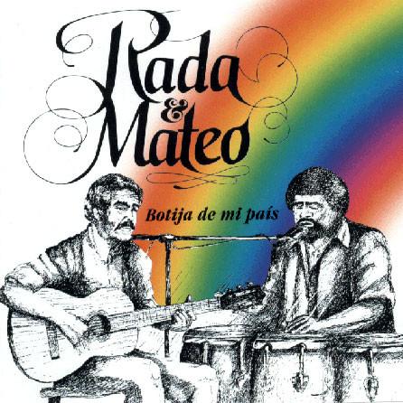 RUBEN RADA & EDUARDO MATEO - BOTIJA DE MI PAIS : LP gallery 0