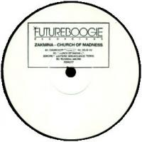 ZAKMINA - Church Of Madness (incl. Gnork Remix) : 12inch