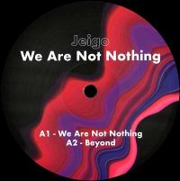 JEIGO - We Are Not Nothing EP : 12inch