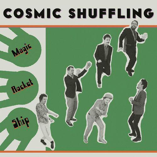COSMIC SHUFFLING - Magic Rocket Ship : CD