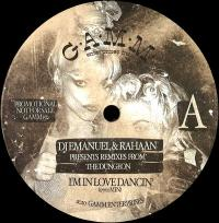 DJ EMANUEL & RAHAAN - Presents Remixes From The Dungeon : G.A.M.M (SWE)