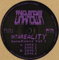 INTAREALITY - INTAZONEZ VOL 1 : 12inch