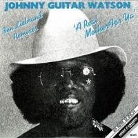 JOHNNY GUITAR WATSON - A Real Mother For Ya (Ben Liebrand Disco, Jackin' & Essential Mix) : 12inch