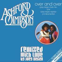 ASHFORD &<wbr> SIMPSON - Over And over <wbr>(Joey Negro Remixes) : HIGH FASHION MUSIC <wbr>(HOL)