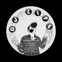 DJ LIFE - Hypersonic EP : 12inch