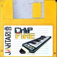 DISRUPT - Chip On Fire / Jojo's Skank : JAHTARI (GER)
