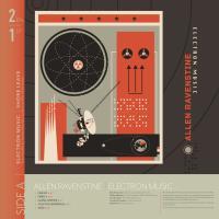 ALLEN RAVENSTINE - Electron Music / Shore Leave : LP
