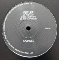 DETLEF - Dub Clap : 12inch