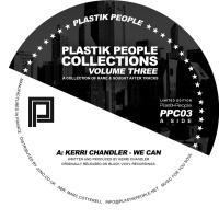 VARIOUS - Plastik People Collections Volume Three : PLASTIK PEOPLE (UK)