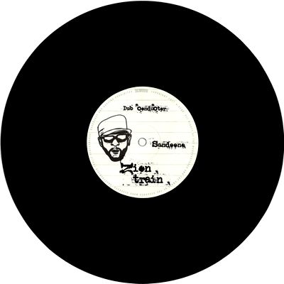 DUB CONDUCTOR / SANDEENO / JOHNNY CLARKE - Zion Train / Dance : 10inch