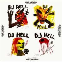 DJ HELL - House Music Box (past, Present, No Future) : 2LP