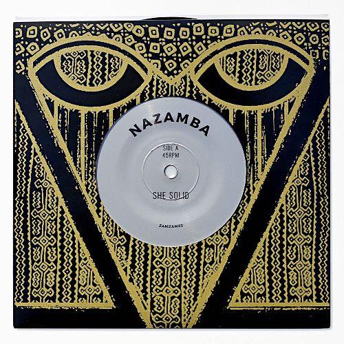 VON D - She Solid ft Nazamba / She Dub : 7inch