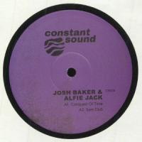 JOSH BAKER / ALFIE JACK - Conquest Of Time : 12inch