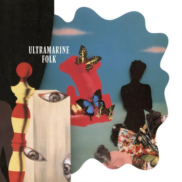 ULTRAMARINE - Folk : LP