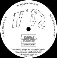 HARD DRIVE LIBRARY - HDL N°02 : 12inch