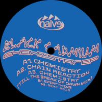 BLACK CADMIUM - CHEMISTRY EP : 12inch