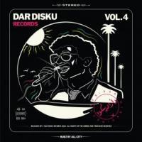 DAR DISKU + MOVING STILL & TJADE - DAR DISKU 004 : 12inch