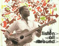 VARIOUS - Listen All Around: The Golden Age Of Central And East African Music : 2CD