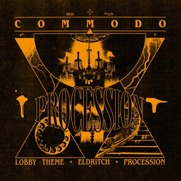 COMMODO - Procession : DEEP MEDI MUSIK (UK)