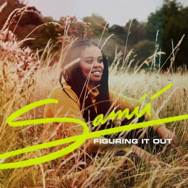 SAMII - Figuring It Out : 2000BLACK (UK)