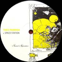 THEO PARRISH - Space Station / Going Through Changes : 12inch
