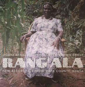THE OGOYA NENGO AND DODO WOMEN'S GROUP - Rang'ala : 2x10inch