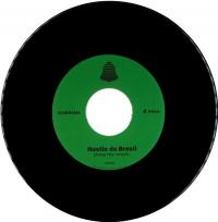 AROOP ROY - Hustle Do Brasil : 7inch