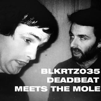 DEADBEAT / THE MOLE - Deadbeat Meets The Mole : BLKRTZ (GER)