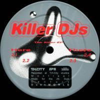 KILLER DJS - The Killer EP : 12inch
