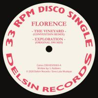 FLORENCE - The Vineyard (Convextion & Peter Ford Remixes) : 12inch