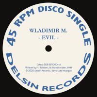WLADIMIR M. - Evil / Planet E (Skee Mask Remix) : DELSIN (HOL)