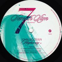 JOHN BELTRAN - Highway EP : 12inch