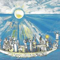 LON MOSHE & SOUTHERN FREEDOM ARKESTRA - Love Is Where The Spirit Lies : STRUT