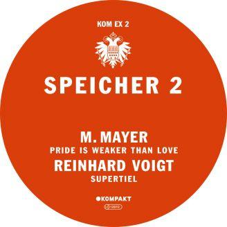 MICHAEL MAYER / REINHARD VOIGT - Speicher 2 : 12inch