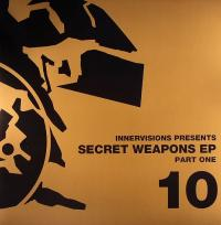 n_t0028923VARIOUS - Secret Weapons EP : INNERVISIONS <wbr>(GER)